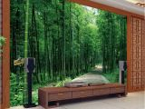Bamboo forest Wall Mural Us $8 85 Off Beibehang Papel De Parede Custom Mural Wall Sticker Aestheticism Bamboo forest Decorative Tv Wall Wallpaper for Walls 3 D In
