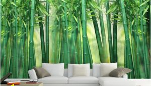 Bamboo forest Wall Mural Wallpaper Custom Wallpaper Bamboo forest Art Wall Painting Living Room Tv Background Mural Home Decor 3d Wallpaper for Wallpaper for