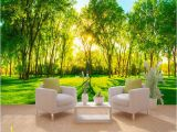Bamboo forest Wall Mural Wallpaper Details About Strong Sunshine 3d Full Wall Mural