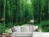 Bamboo forest Wall Mural Wallpaper Us $8 85 Off Beibehang Papel De Parede Custom Mural Wall Sticker Aestheticism Bamboo forest Decorative Tv Wall Wallpaper for Walls 3 D In