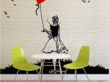 Banksy Wall Mural Wallpaper Heimwerker Vließ Fototapete Tapete Wandbild Wallpaper