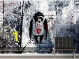 Banksy Wall Murals 54 Best Banksy Wall Art Images
