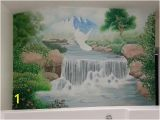 Baptistry Murals for Sale Baptistry Painting Murals by Allison Bolla