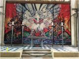 Baptistry Murals the Baptism Of Christ Painting In Baptistry View Picture Of