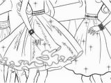 Barbie A Fashion Fairytale Coloring Pages to Print Barbie Coloring Pages Free Castrophotos