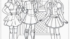 Barbie Coloring Pages Princess Charm School Barbie Princess Charm School Coloring Page Coloring Home