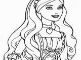 Barbie Princess Coloring Pages Free Printable Barbie Princess Coloring Pages