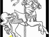 Barbie Rock N Royals Coloring Pages 119 Best Carousel Animal Coloring Pages Images