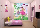 Barbie Wall Mural Children S Wall Murals