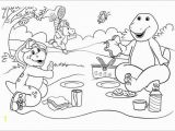 Barney and Friends Coloring Pages Free 20 Free Printable Barney and Friends Coloring Pages