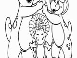 Barney and Friends Coloring Pages Free Barney and Friends Coloring Home