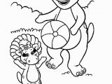 Barney and Friends Coloring Pages Free Free Printable Barney Coloring Pages