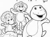 Barney and Friends Coloring Pages Free Get This Barney and Friends Coloring Pages Free to Print