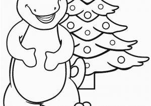 Barney Christmas Coloring Pages Free Printable Barney Coloring Pages for Kids Cool2bkids Swifte