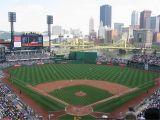 Baseball Field Mural Citizens Bank Park Vs Pnc Park Baseball Parks Pinterest