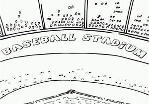 Baseball Mitt Coloring Page 27 Baseball Field Coloring Pages Printable