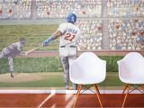 Baseball Stadium Wall Mural Baseball Wall Murals S Wall and Door Tinfishclematis
