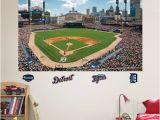 Baseball Stadium Wallpaper Murals Inside Erica Park Mural Want
