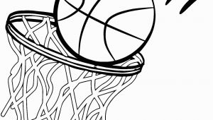 Basketball Coloring Pages for Kids Printable Basketball for Kids Basketball Kids Coloring Pages
