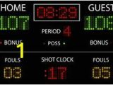 Basketball Scoreboard Wall Mural 33 Best Basketball Room Images