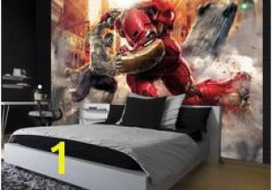 Batcave Wall Mural Marvel Avengers Wall Mural Wallpapers