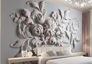 Bathroom Wall Mural Ideas Décoration Artistique 3d Décoration D Intérieur Classique