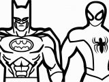 Batman and Spiderman Coloring Pages Coloriage Batman Telematik Institut