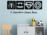 Batman Wall Stickers Murals Wall Sticker Removable Wall Decal Kids Boys Room Decor Hero Style Mural Ay452 Bedroom Decals for Walls Bedroom Stickers From Lantor $32 59