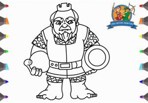 Baylee Jae Coloring Pages Cartoon Coloring Pages Kids Stunning How to Draw Royal Giant Clash