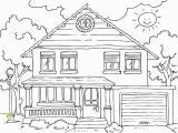 Beach House Coloring Pages Beach House Coloring Pages for Kids Disney Girls Halloween Cat