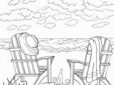 Beach House Coloring Pages Bliss Seashore Coloring Book Your Passport to Calm by Jessica