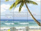 Beach Scene Tile Murals 1380 Best Tile Murals Images In 2019