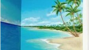 Beach theme Wall Mural Beach themed Wall Murals