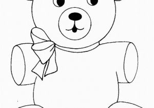 Bear In Cave Coloring Page Free Printable Teddy Bear Coloring Pages for Kids