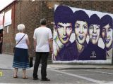 Beatles Abbey Road Wall Mural the Beatles Artwork Has attracted Plenty Of Ment