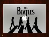 Beatles Abbey Road Wall Mural the Beatles Band Abbey Road Walk Mac Decal Stickers for