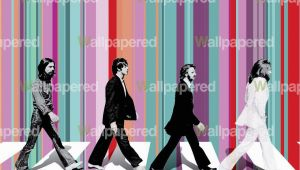 Beatles Wall Mural Beatles Wallpaper • the Beatles Music Wall Murals