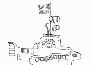 Beatles Yellow Submarine Coloring Pages Diy A Yellow Submarine I Made This Activity Sheet for My Nephew S