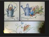 Beatrix Potter Wall Mural Beatrix Potter Murals for Child S Room Images
