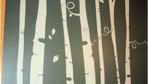 Beautiful Birch Tree Wall Mural Birch Trees Wall Decal for My Dream Home