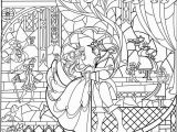 Beauty and the Beast Adult Coloring Pages Colouring Page Disney Coloring Pages Pinterest