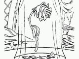 Beauty and the Beast Coloring Pages Disney Free Beauty and the Beast Coloring Pages Procoloring