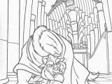 Beauty and the Beast Enchanted Christmas Coloring Pages Beauty and the Beast Enchanted Christmas Coloring Pages In