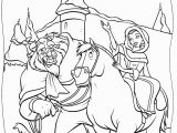 Beauty and the Beast Enchanted Christmas Coloring Pages Beauty and the Beast the Enchanted Christmas Goo S