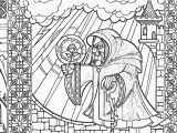 Beauty and the Beast Stained Glass Window Coloring Page Beauty and the Beast Adult Coloring Pages This Fairy Tale Life