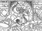 Beauty and the Beast Stained Glass Window Coloring Page Stained Glass Coloring Pages for Adults Beauty and the Beast Stained