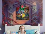 Beauty and the Beast Wall Mural Stained Glass Beauty and the Beast Glasses Blog