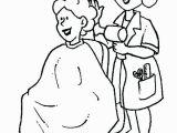 Beauty Salon Coloring Pages Hair Salon Coloring Pages as Unique Salon Coloring Pages Beautiful