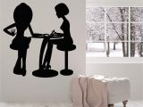 Beauty Salon Wall Murals Vinyl Wall Decal Nail Beauty Salon Service Manicure Pedicure