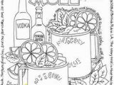 Beer Bottle Coloring Page 1193 Best ภาพระบายสี Images On Pinterest